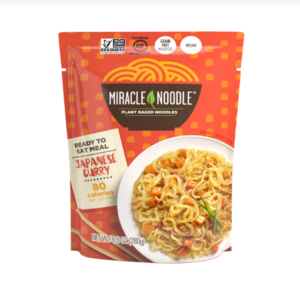 Japanese Curry Noodles package